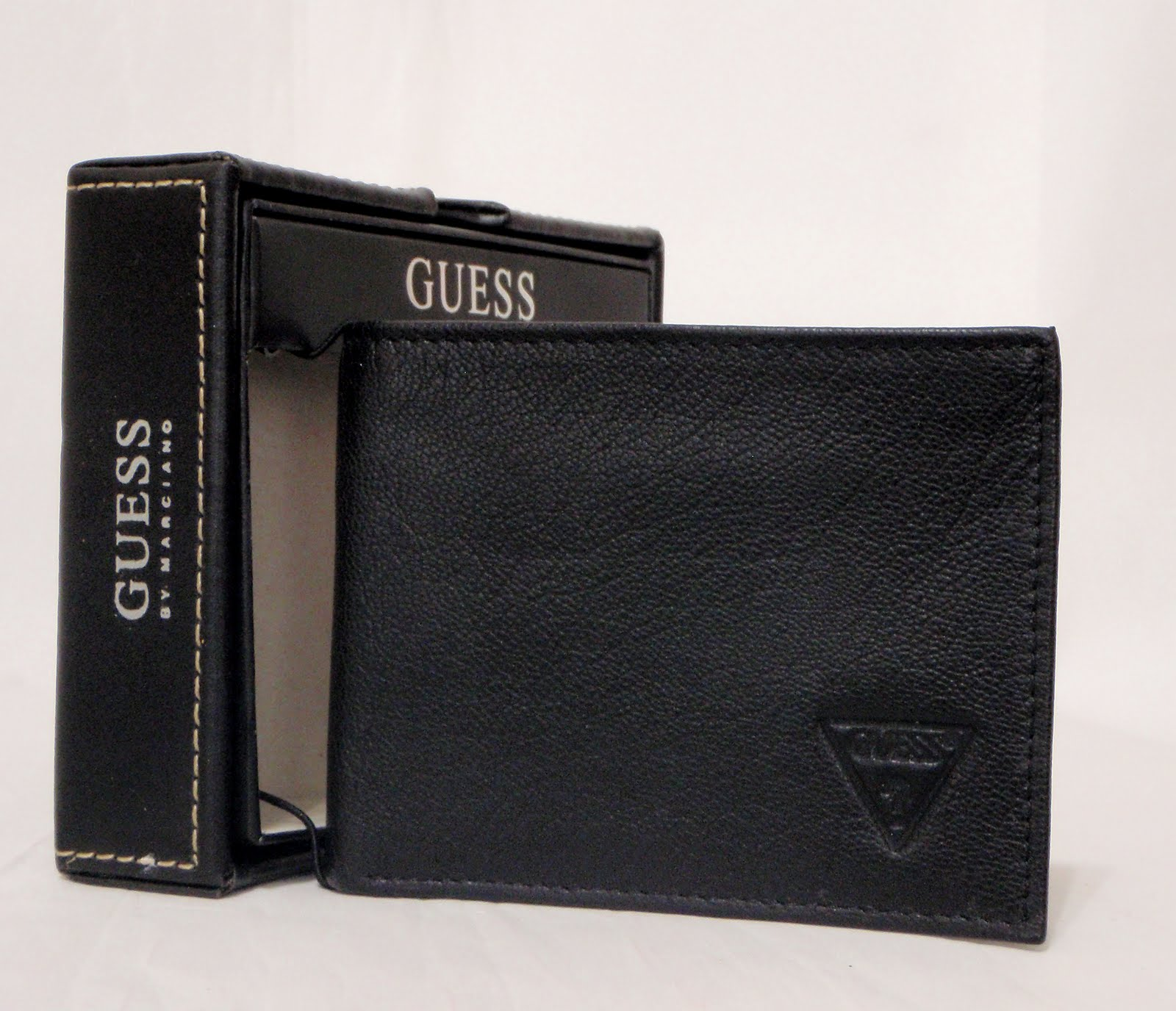 Boutique Malaysia Guess Mens Wallet Bifold Item 90