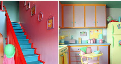 funny free pics real houses inspired by cartoons