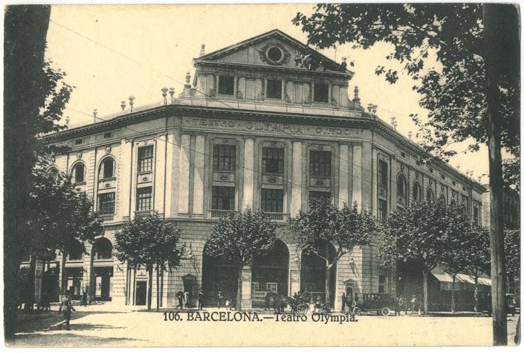 Postal Olympia