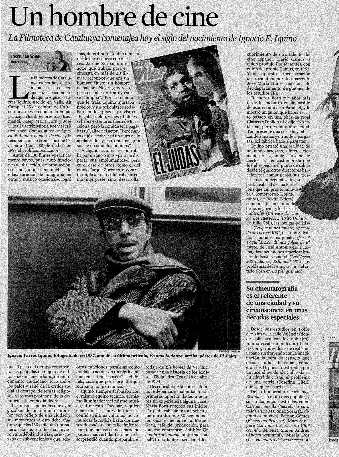 La Vanguardia 1 junio 2010