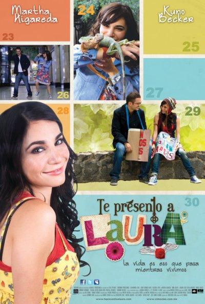 Te Presento A Laura 2011 DVDRip Xvid Latino