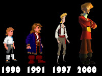 Guybrush Evolution