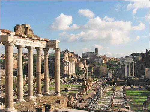 oude rome volk