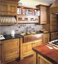 Craftsman Style Kitchen Sink