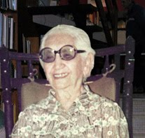 Rosa Alves Baptista - Dona Rosinha        27/05/1891 - 06/05/1985