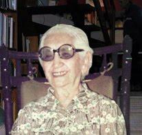 Rosa Alves Baptista - Dona Rosinha        27/05/1891 - 06/05/1985