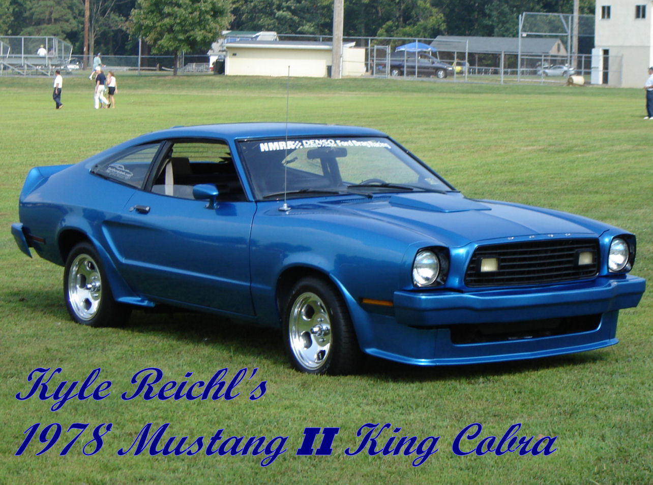 1978 ford mustang ii cobra related infomation specifications weili automotive network. Black Bedroom Furniture Sets. Home Design Ideas