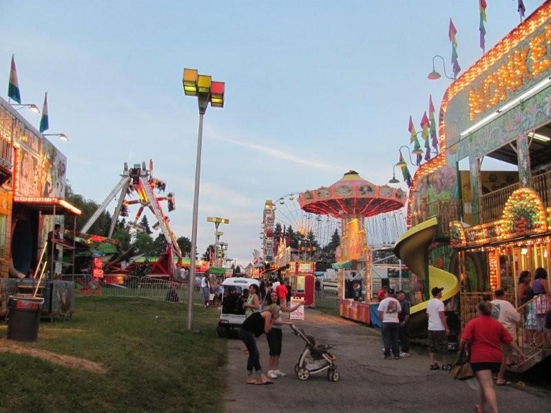Orange county fair dates in Sydney