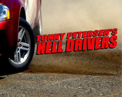Tonny Petersen is a veteran stunt show driver.