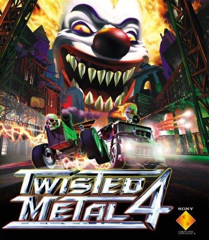 twisted metal 4 es el cuarto juego de la saga twisted metal este juego