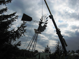 Windmill Raising