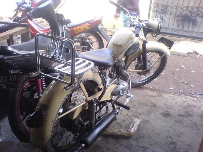 MOTOR DKW