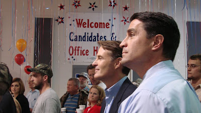 Evan Bayh and Brad Ellsworth