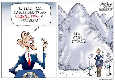 Obama's Deficit Dimes