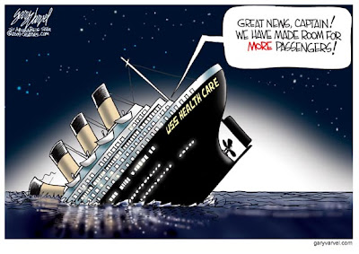 Titanic Legislation