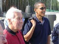 Lugar and Obama
