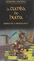 Crónicas de la Dragonlance, la tumba de Huma