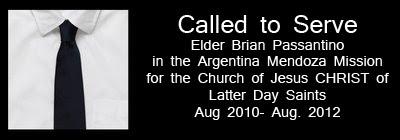 Elder Brian Passantino