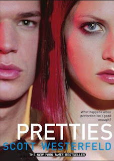 pretties by scott westerfeld book report I'm sure i'm close to the last person in the blogging world to read the uglies series  but that's ok i am now and i'm loving them uglies by scott.