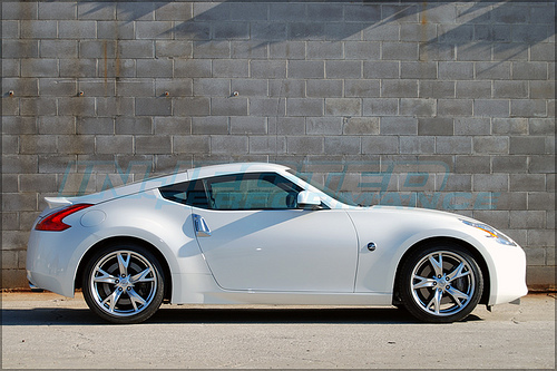 nissan 370z black. Nissan 370Z Roadster, Tires