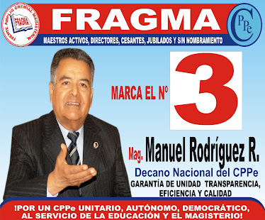 FRENTE AMPLIO GREMIAL MAGISTERIAL - FRAGMA