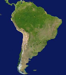 independencia de sudamerica: