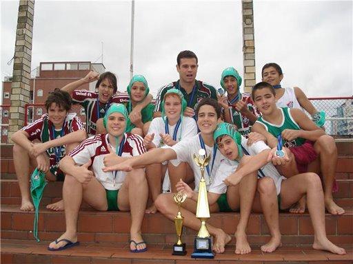 FLUMINENSE CAMPEÃO BRASILEIRO INFANTO-JUVENIL 2008