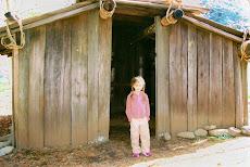 yurok plank house