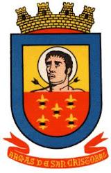 Escudo de San Cristóbal