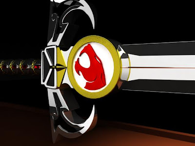 Sword Omens on Moni Harrion  3d Thundercats  Sword Of Omens