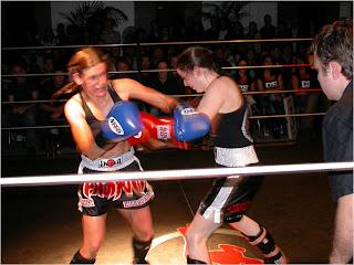 Kick boxing reading