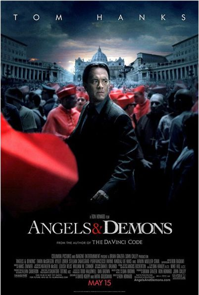 In Angels and Demons,