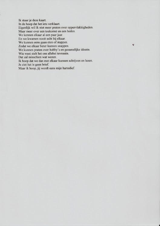 Valentijnsgedicht 2