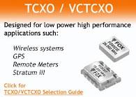 TCXO / VCTXO