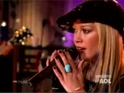 Hilary Duff - Come Clean (Sessions@AOL) - Single. Come Clean (Live)