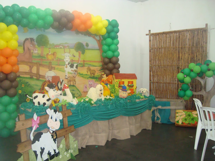 Festa da Fazendinha Mimosa