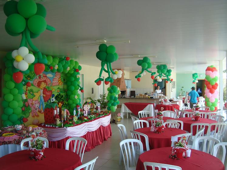 Festa da Moranguinho
