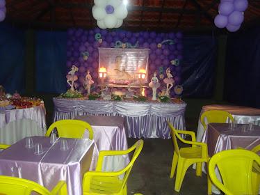 Festa Bailarinas