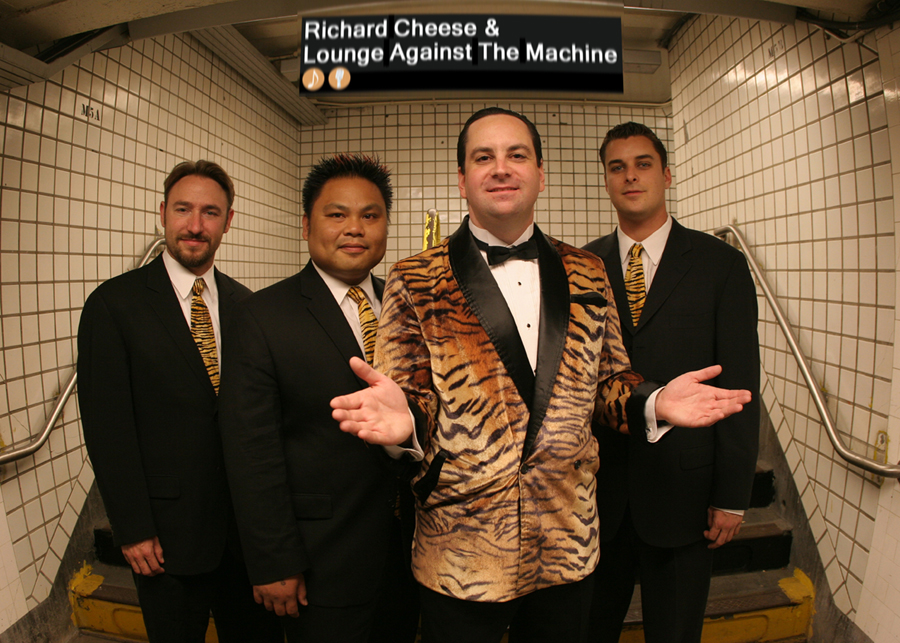 chez fred camino richard cheese and lounge against the