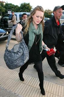 Hillary Duff's Louis Vuitton Nimbus GM, Designer handbag, louis vuitton handbag, hillary duff