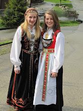 Marie og Mariken!!