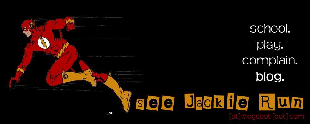 See Jackie Run