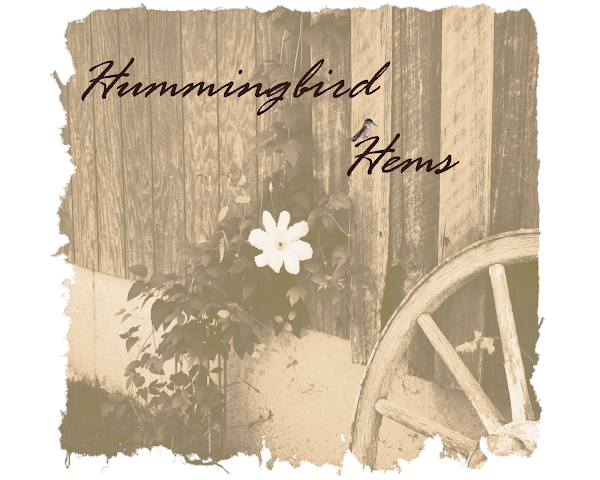 Hummingbird Hems & Home Decor