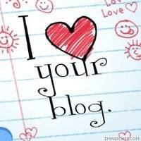 I Love Your Blog Award