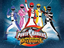 Imagenes y videos de los Power Rangers