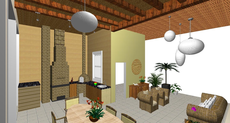 decoracao de interiores unopar