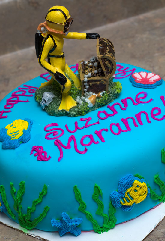 Scuba Diving Cakes Cake Ideas And Designs