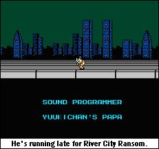 River City.