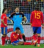 Timnas Spanyol Dikalahkan Swiss 1-0