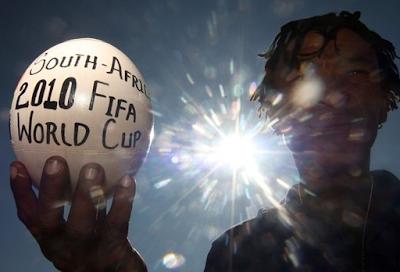 Piala Dunia 2010 - Ajang Fotografer Berburu Angle Foto Keren